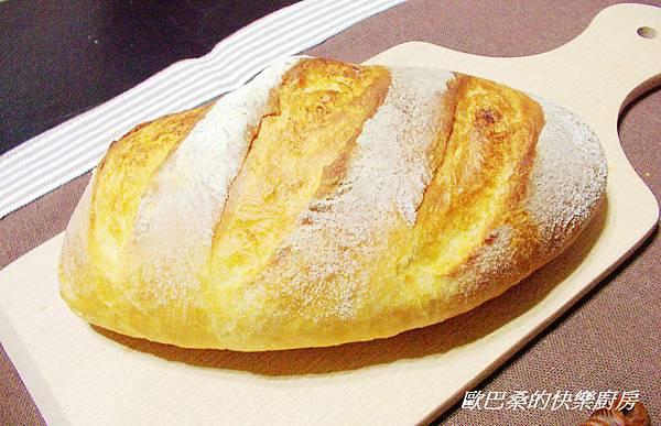歐風奶油麵包 (5)
