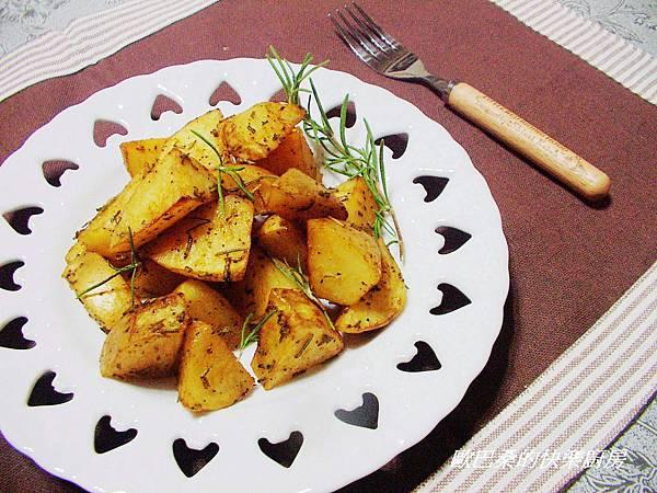 迷迭香烤馬鈴薯