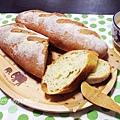 香草短棍麵包