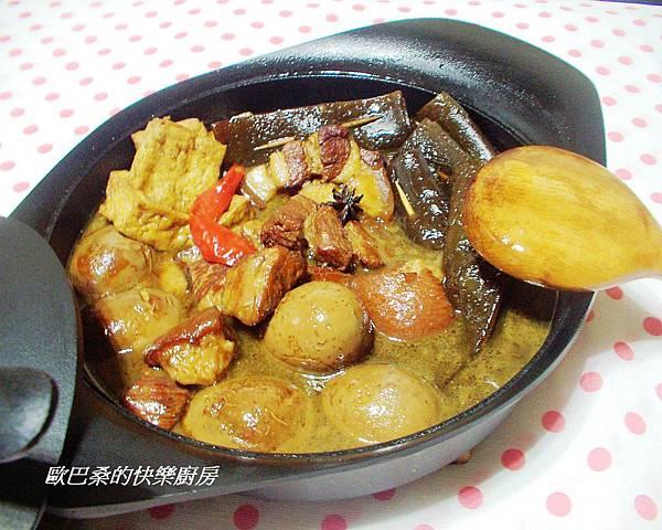 茶香滷肉鍋