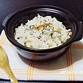 「香草料理」~吐魠魚紫蘇炊飯