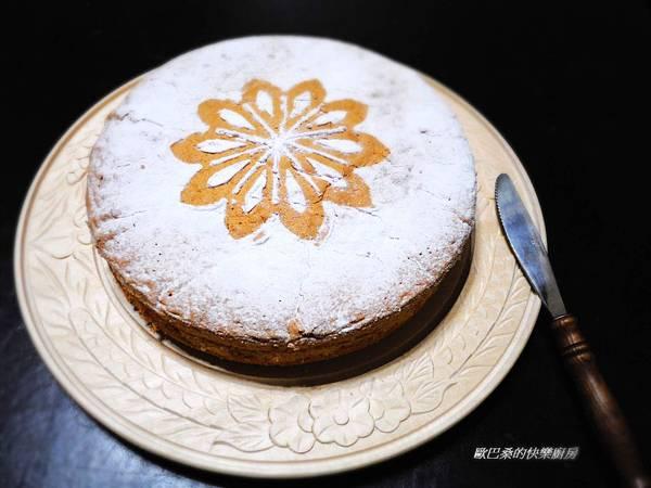 維多利亞海綿草莓蛋糕