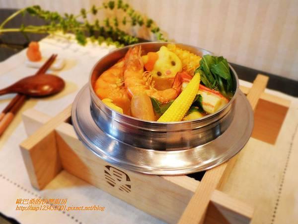 咖哩鍋燒烏龍麵