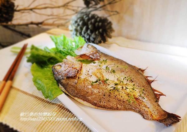 【邀稿】~百理香烤黃魚一夜干