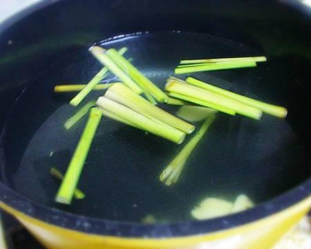 香茅蛤蜊湯 (2)