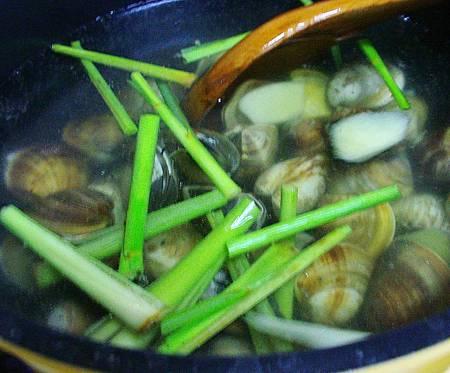 香茅蛤蜊湯 (3)