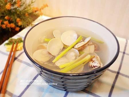 香茅蛤蜊湯 (5)