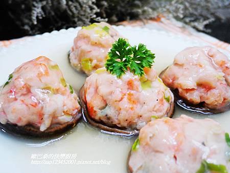 鮮菇蝦球 (15)