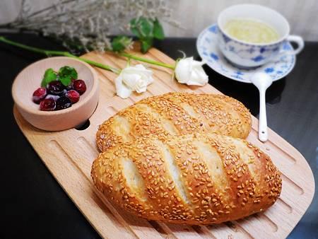 亞麻子歐風麵包 (5)