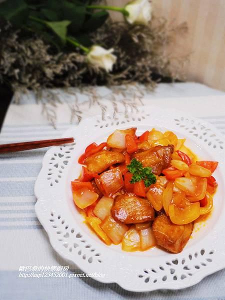 【頂好超市】醋燒魚片