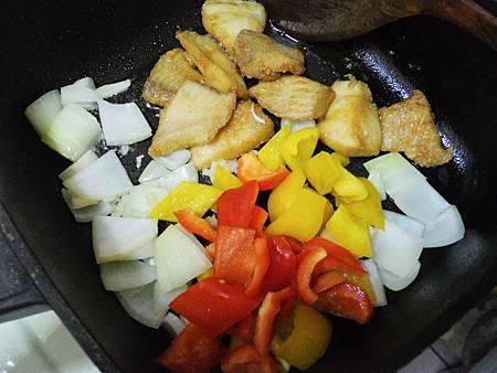 醋燒魚片 (3)
