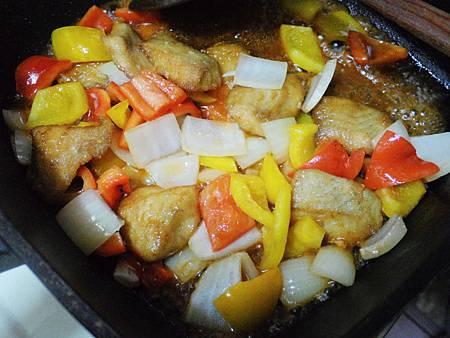 醋燒魚片 (4)