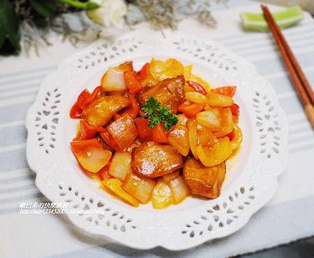 醋燒魚片 (5)