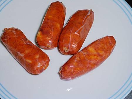 韓式泡菜香腸石鍋拌飯 (3)