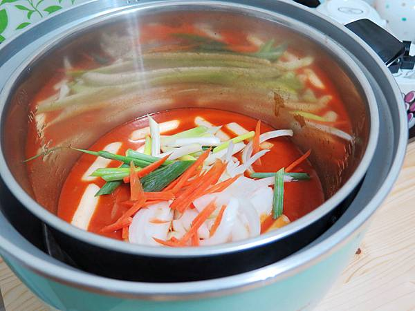 韓式辣味年糕 (3)