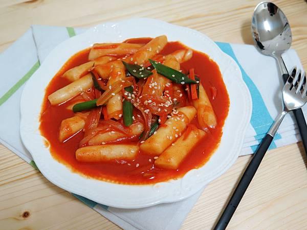 韓式辣味年糕 (6)