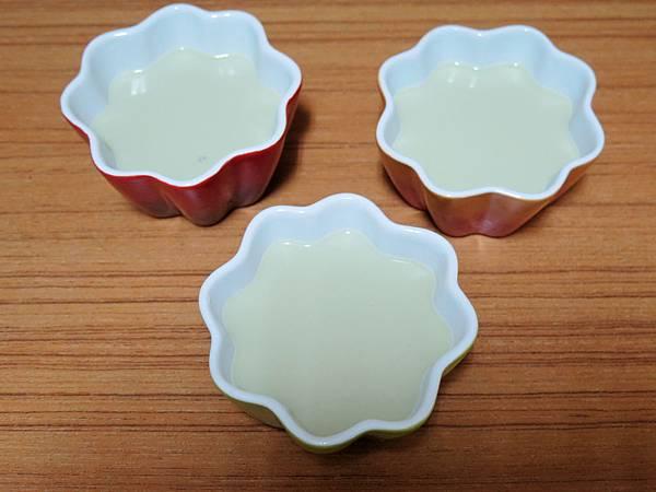 抹茶紅豆布丁 (7)