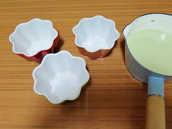 抹茶紅豆布丁 (6)