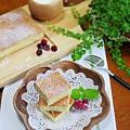 【邀稿】美式鄉村風味~熱牛奶蛋糕