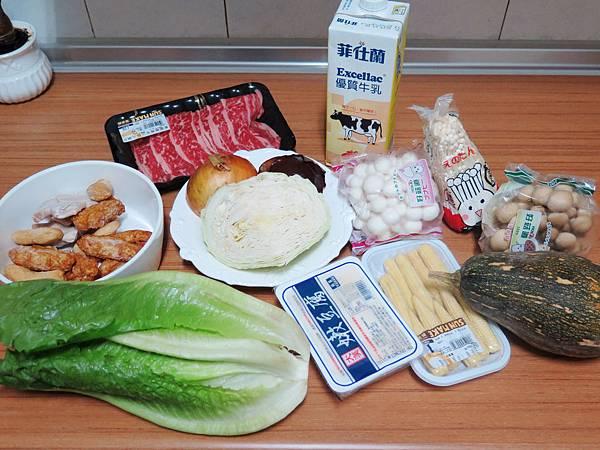 溫潤香濃鮮奶鍋 (1)