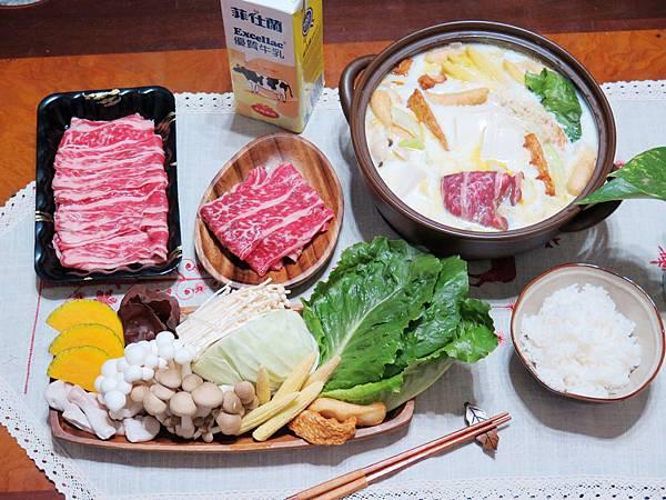 溫潤香濃鮮奶鍋 (6)