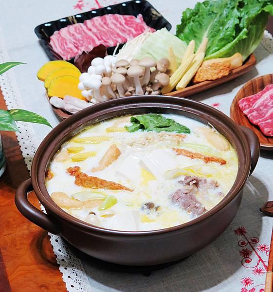 溫潤香濃鮮奶鍋 (11)