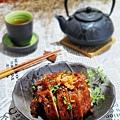 【雙饗炮】照燒豬排蓋飯/藍帶豬排三明治