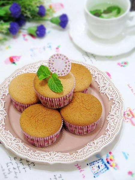 紅糟海綿小蛋糕