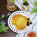 健康低卡雲朵麵包~蜂蜜優格口味