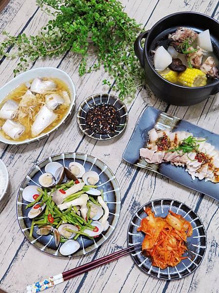 夏日輕鬆料理🍳用一鍋搞定家常晚餐