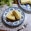 香草海綿蛋糕