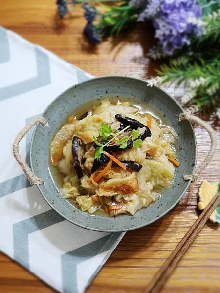台式家常味白菜滷