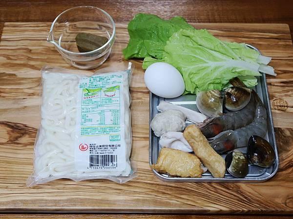 快煮烏龍麵 (3)