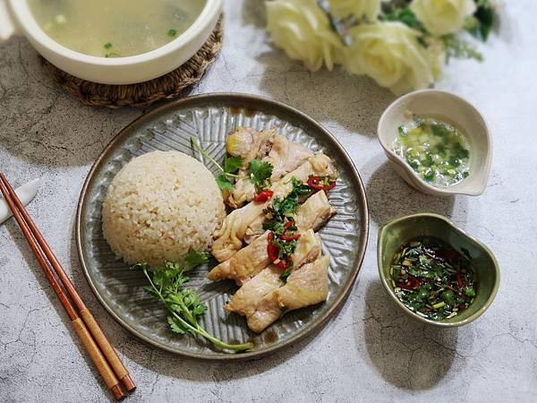 海南雞飯 (8)