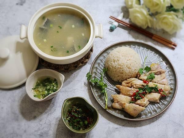 海南雞飯 (6)