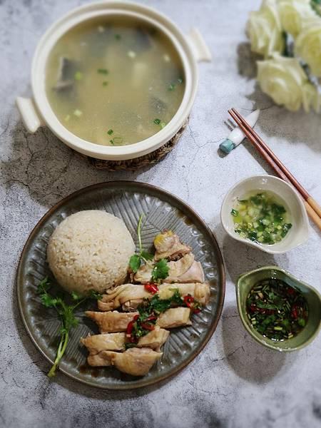 海南雞飯 (7)