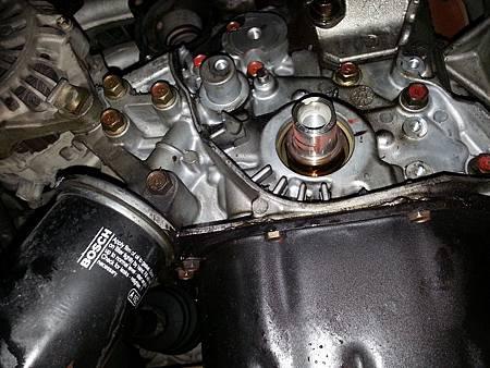 Jt1.6更換正時皮帶水幫浦修漏油