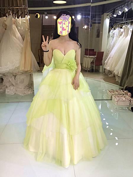 推薦 新竹 婚紗禮服