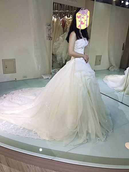推薦新竹婚紗禮服
