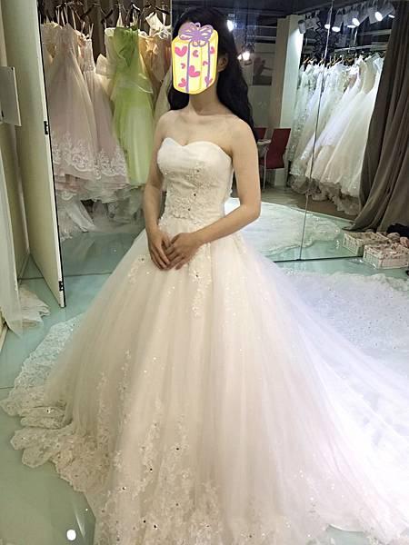 新竹婚紗禮服推薦
