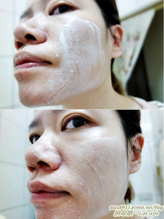 膚蕊 卸粧按摩霜 濃密泡沫皂露5.jpg