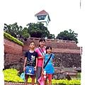 暑假回娘家遊安平古堡by小雪兒1020719IMG_4859.JPG