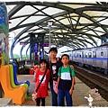 冬山車站by小雪兒1030425IMG_5720.JPG
