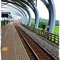 冬山車站by小雪兒1030425IMG_5754.JPG