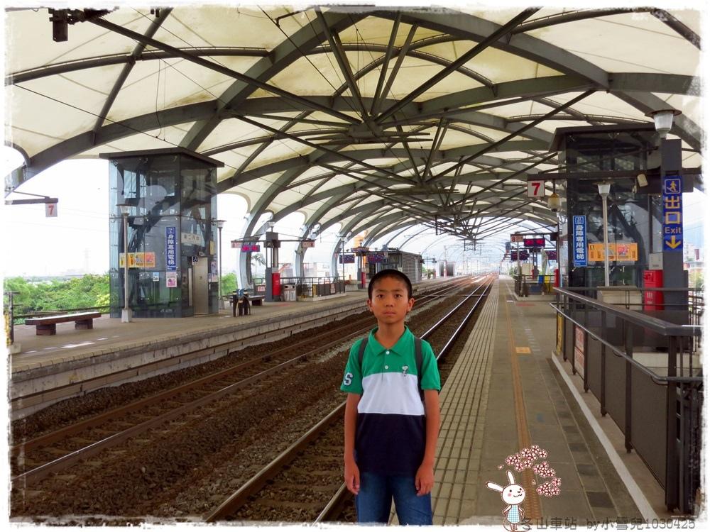 冬山車站by小雪兒1030425IMG_8299.JPG