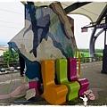 冬山車站by小雪兒1030425IMG_8302.JPG
