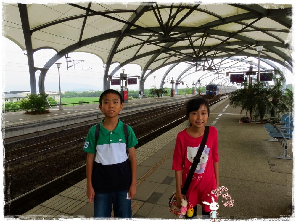 冬山車站by小雪兒1030425IMG_8329.JPG