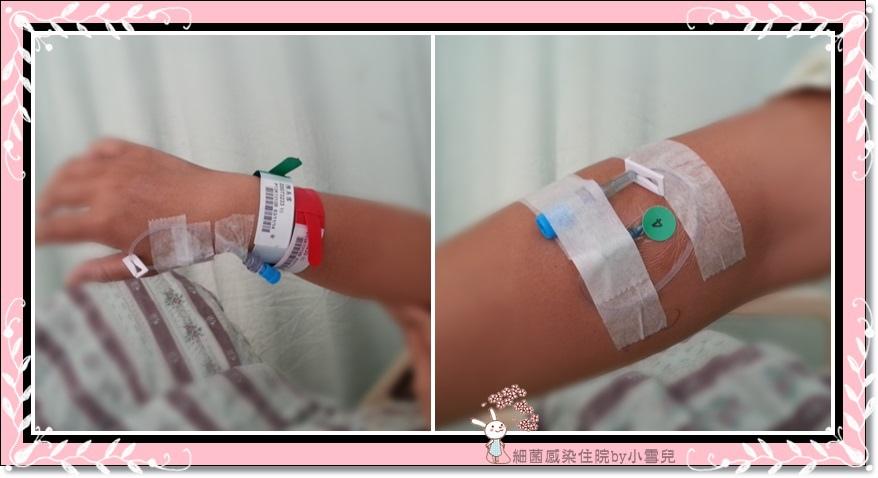 高燒細菌感染住院103/9/5-9/12住院by小雪兒
