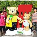 秋紅谷親子熊by小雪兒1031207IMG_6102.JPG