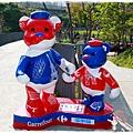 秋紅谷親子熊by小雪兒1031207IMG_6109.JPG